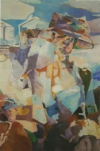 St. Tropez, afmeting 60 x 80 cm (LxH)